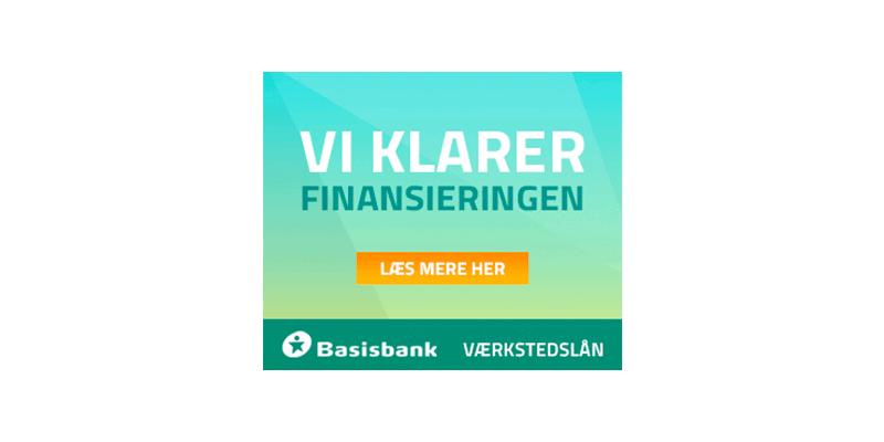 Nem finansiering med basisbank