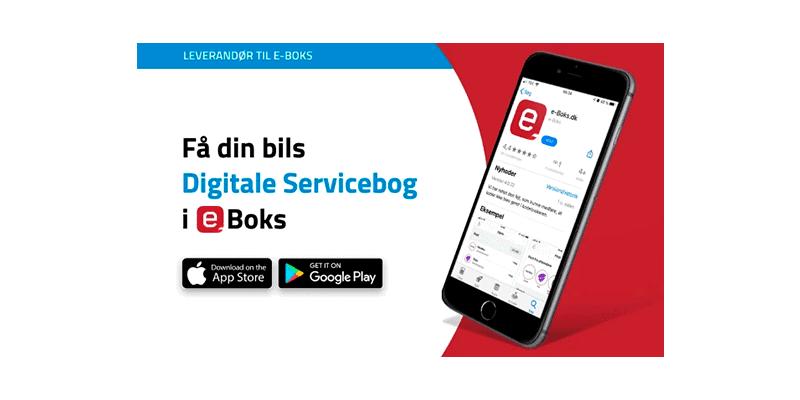 Faa digital servicebog i e-boks