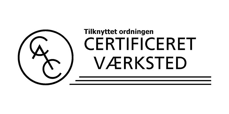 Cac certificering logo